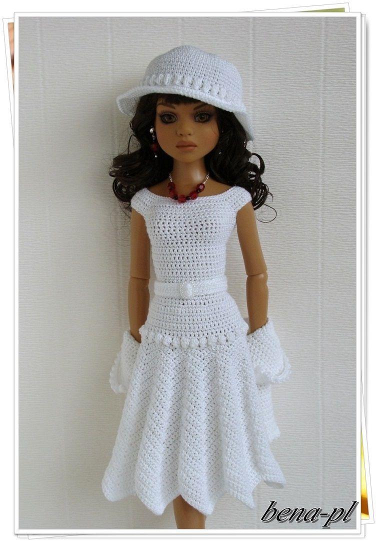 """Bena-Pl roupas para Ellowyne Wilde, âmbar, Lizette, Prudence 16"""" um de um tipo de roupa   Bonecas e ursinhos, Bonecas, Por marca, empresa, personagem   eBay!"""