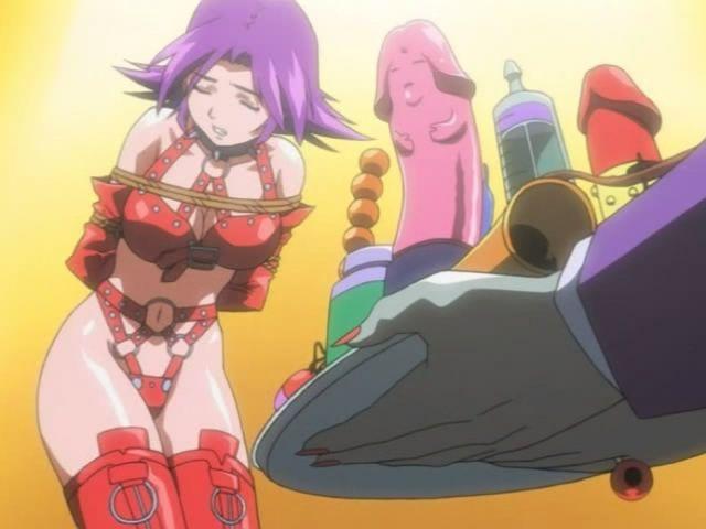 Puni Puni Poemy D Art Anime