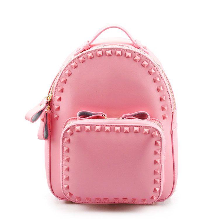 mejor servicio 0bf6e 89692 Mochilas de bandolera de escuela de moda bolsas de cuero ...