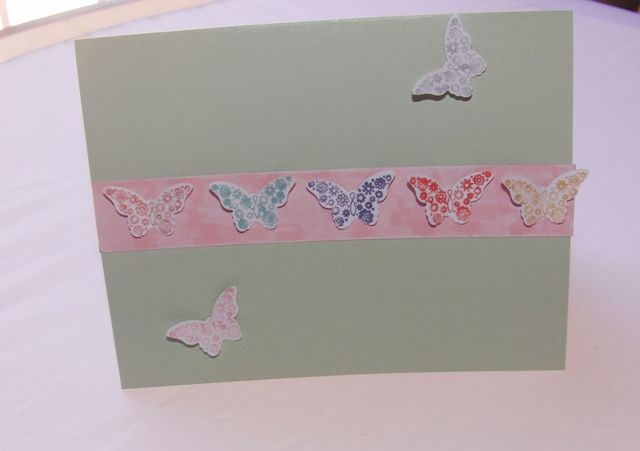 Stampin´Up! Butterfly