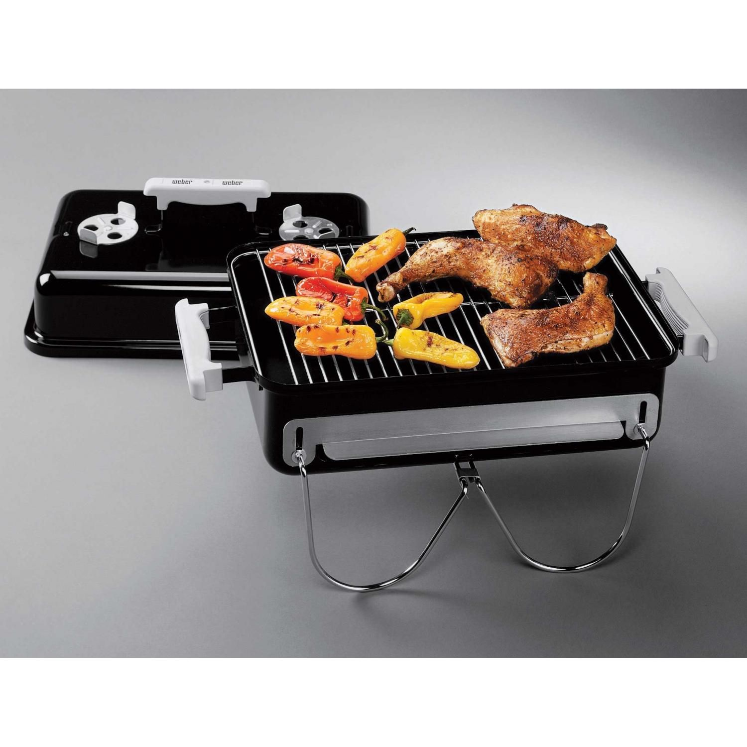 Weber Go Anywhere Portable Charcoal Grill