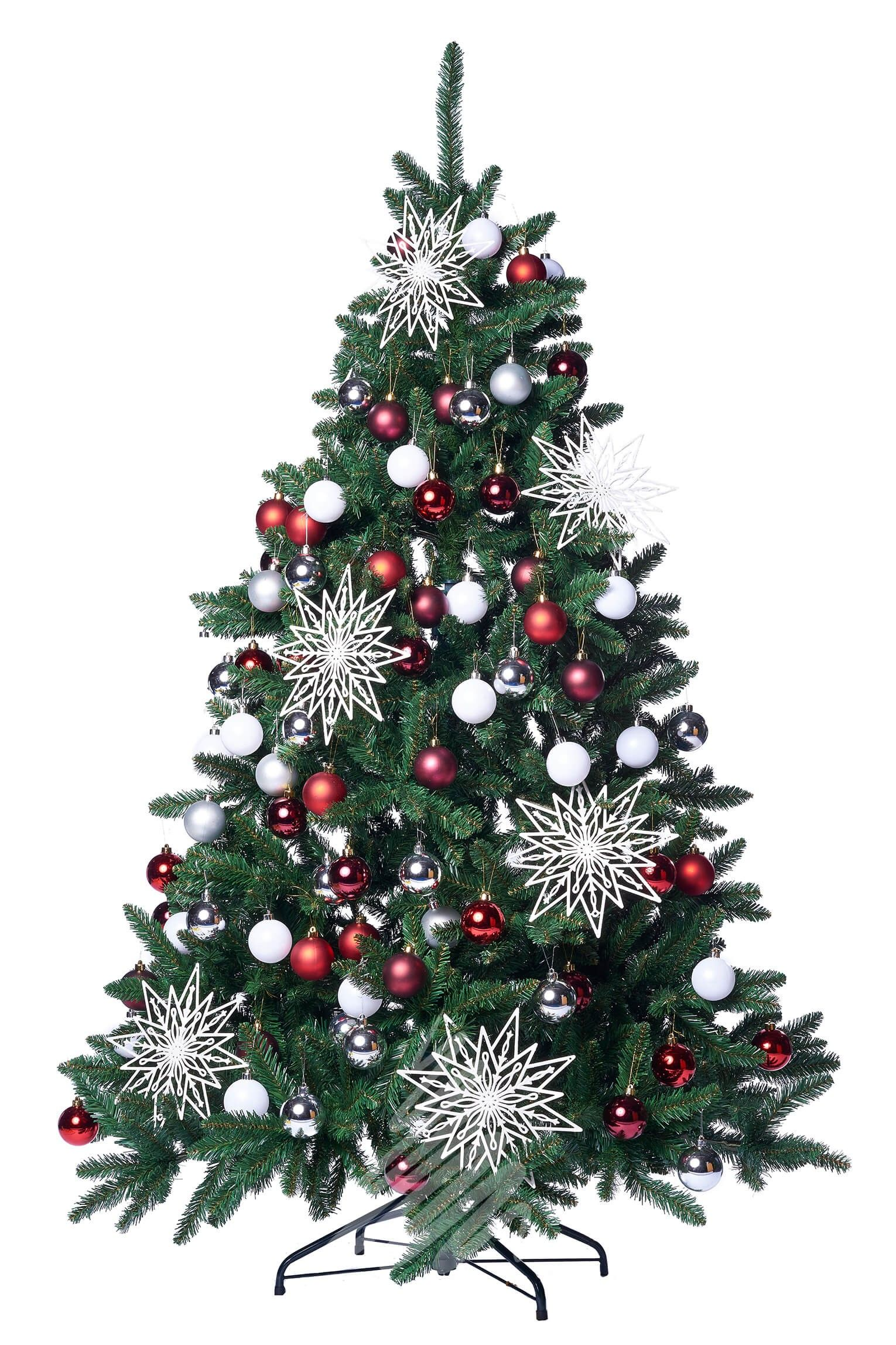 Decorated Artificial Xmas Trees Www Indiepedia Org