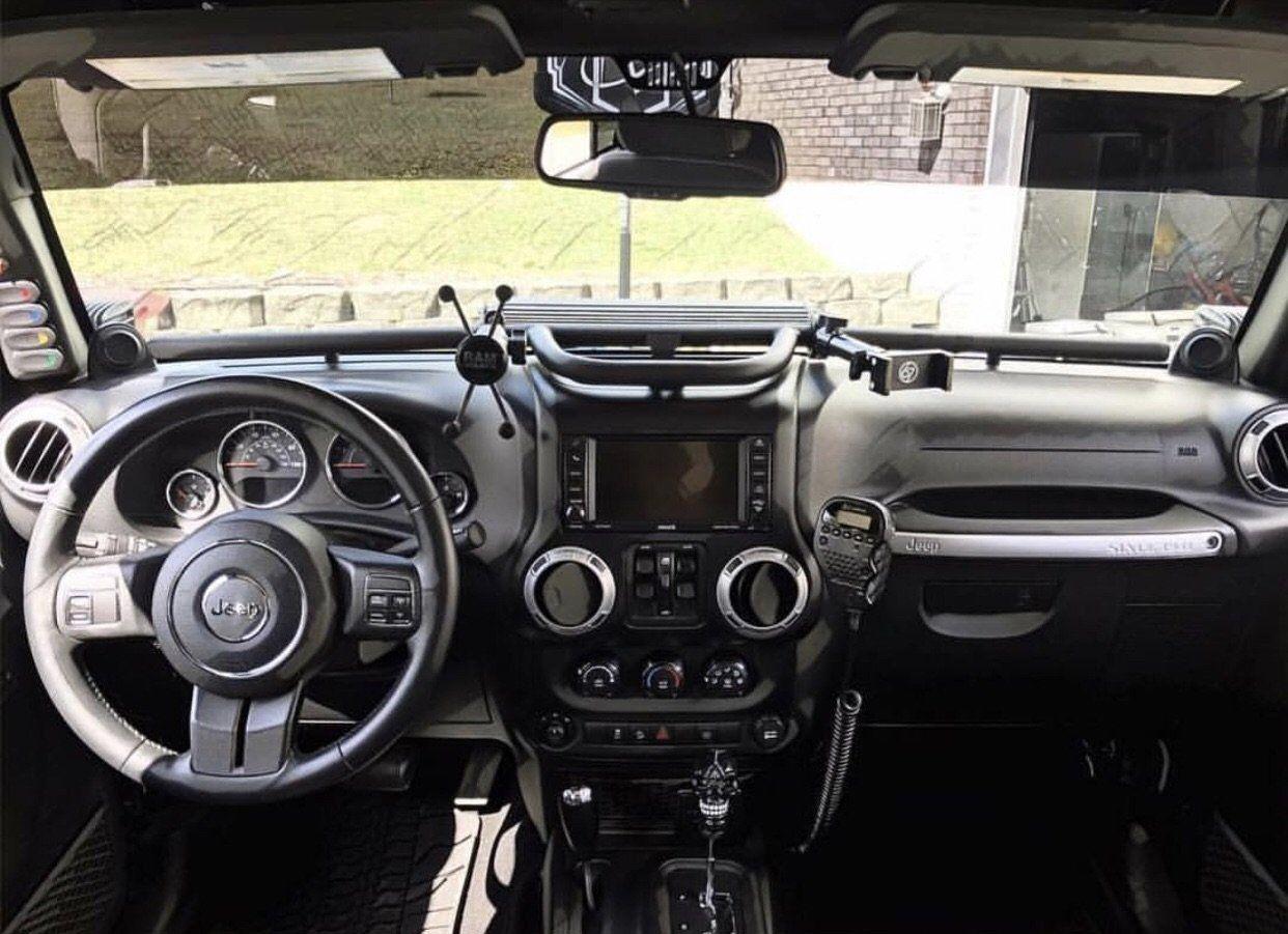 Jke Dock 2011 2018 Full Width Jeep Parts Mid Size Car Jeep Wrangler Jk