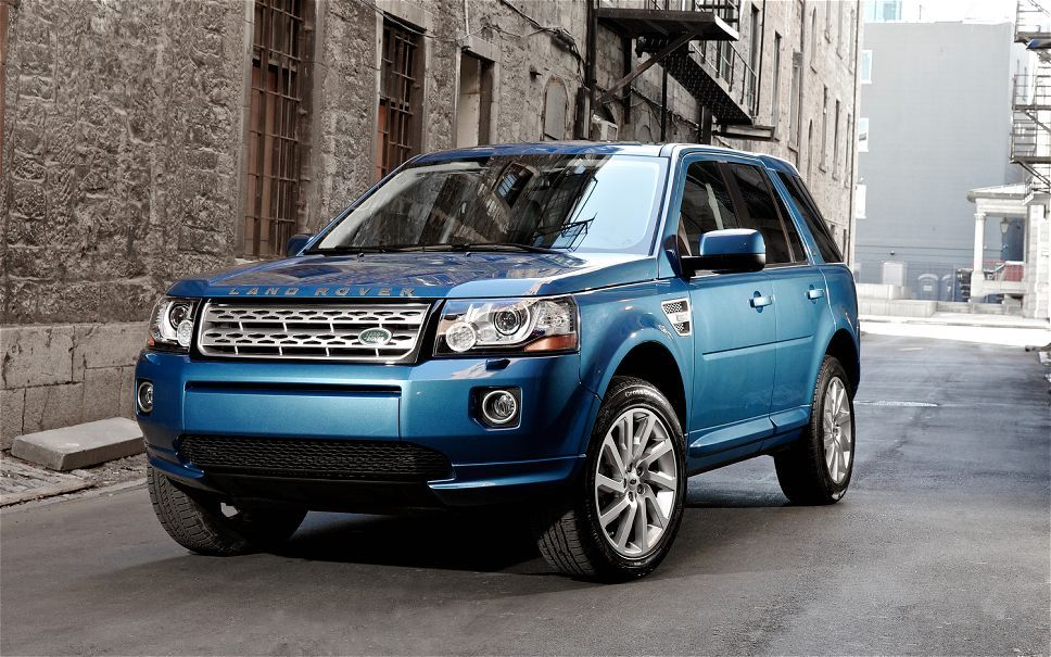 2013 Land Rover LR2 First Drive