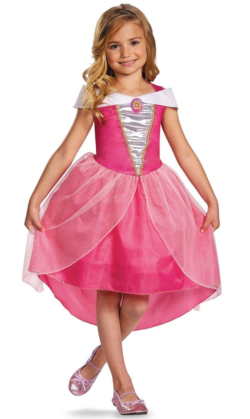 Aurora Sleeping Beauty Child Costume | cumpleaños de Aurora ...