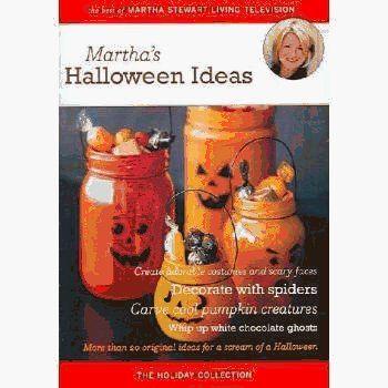 Martha Stewart 372906 Martha Stewart s Halloween Ideas On Dvd- Pack - martha stewart halloween ideas
