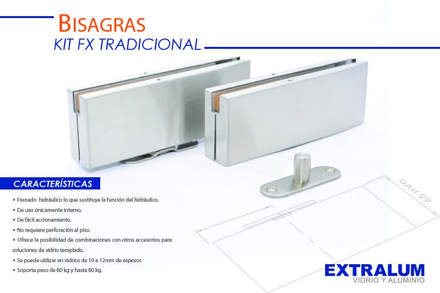 Bisagras FX Este Sistema cuenta con un diseño minimalista para ...
