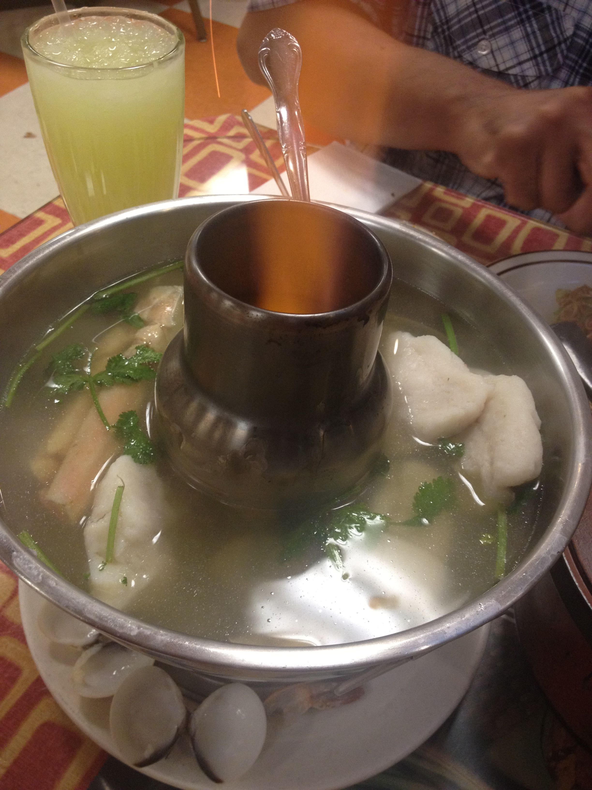 Groovy Seriously The Best Thai Seafood Soup Ive Had In La You Won Home Remodeling Inspirations Gresiscottssportslandcom