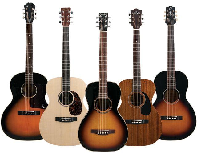 5 Small Body Flattop Acoustics Under 1000 Guitar Acoustic Washburn Guitars