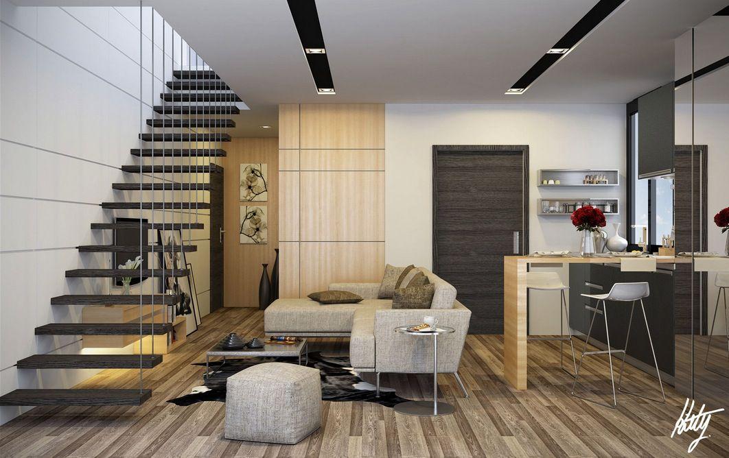 decor | Neutral-modern-decor-sofa-wooden | DESIGN & DECOR ...