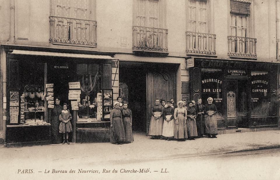 Il Bisonte - Maroquinerie, 17 r Cherche Midi, Paris - Adresse, Horaire