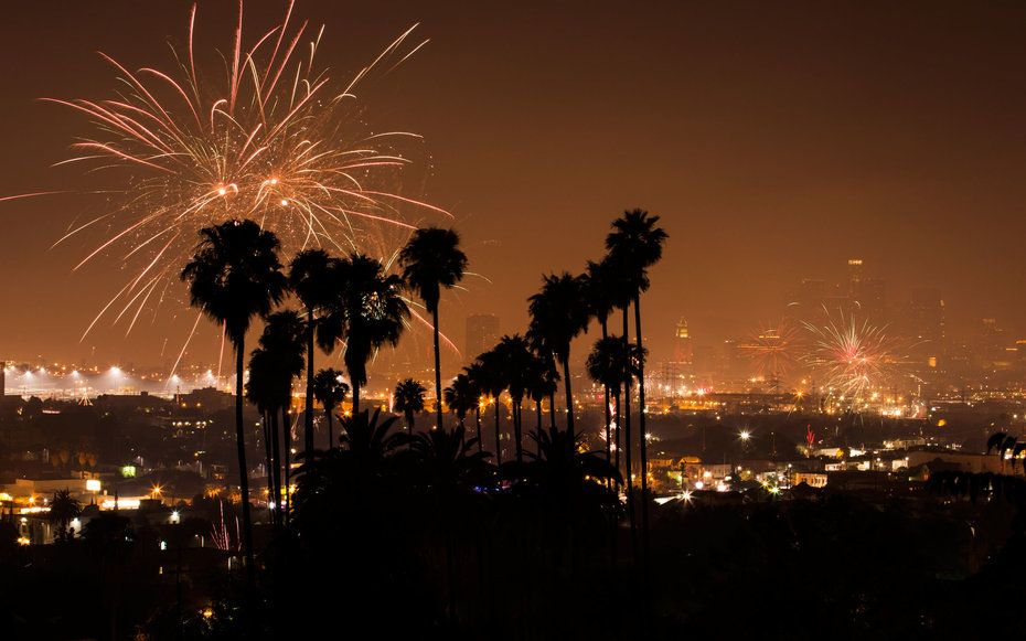 How To Spend New Years Eve In Los Angeles New Year Images Happy New Year Images New Year Pictures