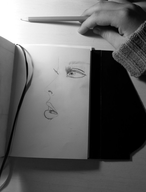 Incredible drawing ✿. ☺