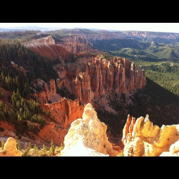 I must go here. Bryce Canyon, UT. Pic credit @ToThink.