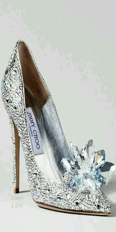 Today S Version Of Cinderella S Glass Slipper My Dream Looks