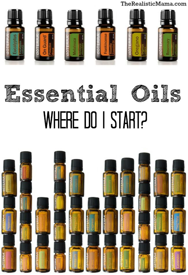 Essentials Oils - Everything You Need to Know Summarized ...