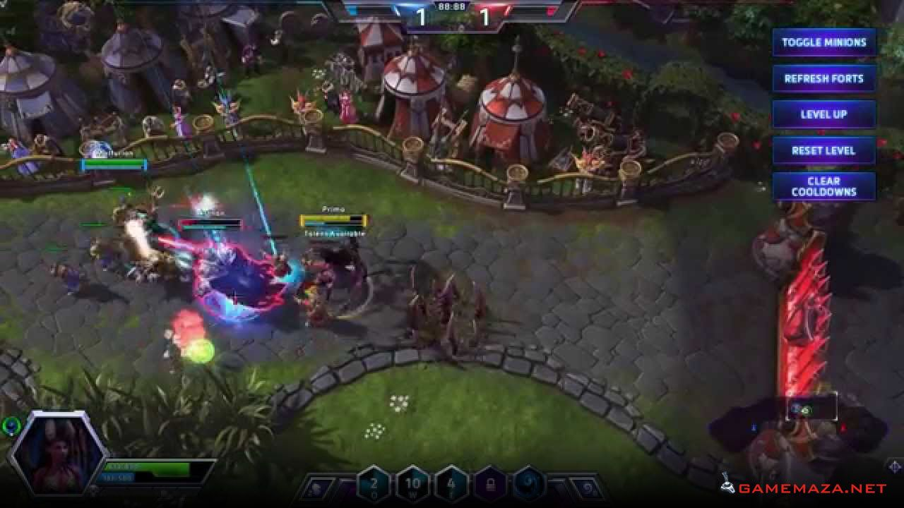 Heroes Of The Storm Alpha Free Download Heroes Of The Storm