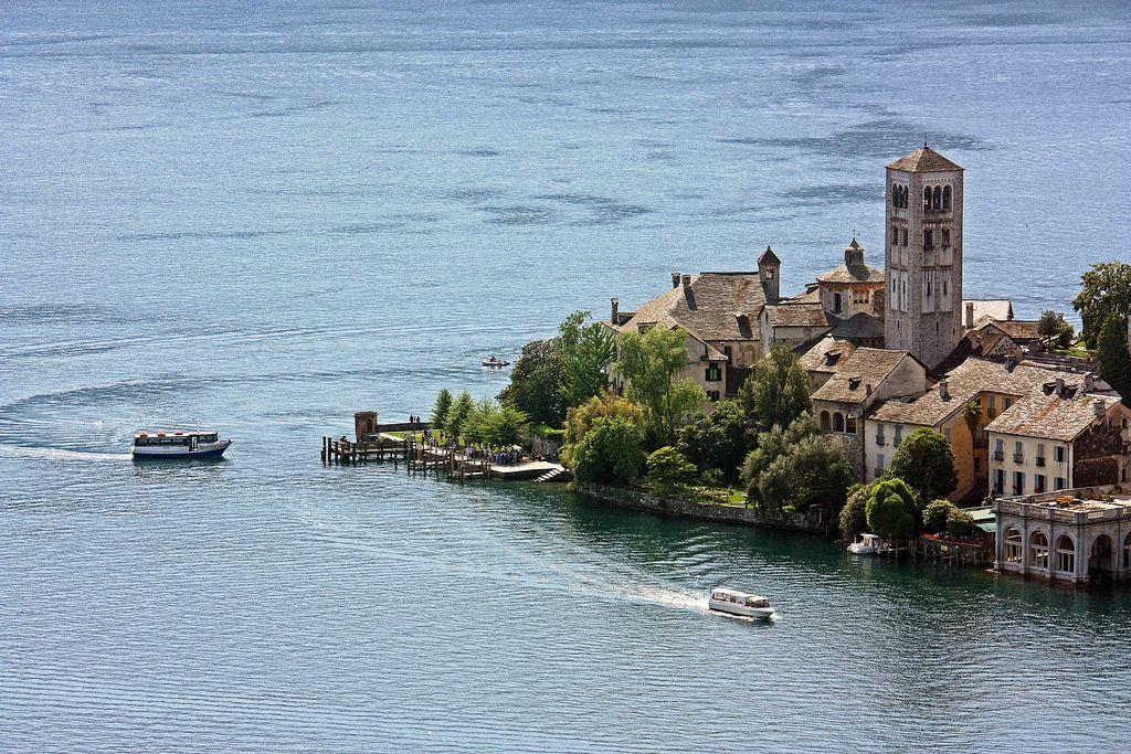Isola san Giulio, Italy (by Boccalupo)
