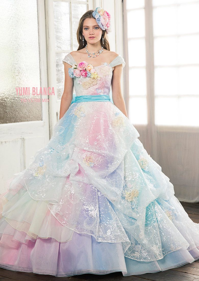 Unicorn inspired gown   Let\'s dress up!!!   Pinterest   Vestiditos ...