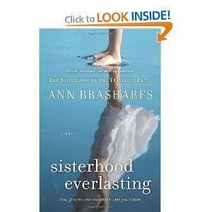"""Sisterhood Everlasting"" by Ann Brashares"