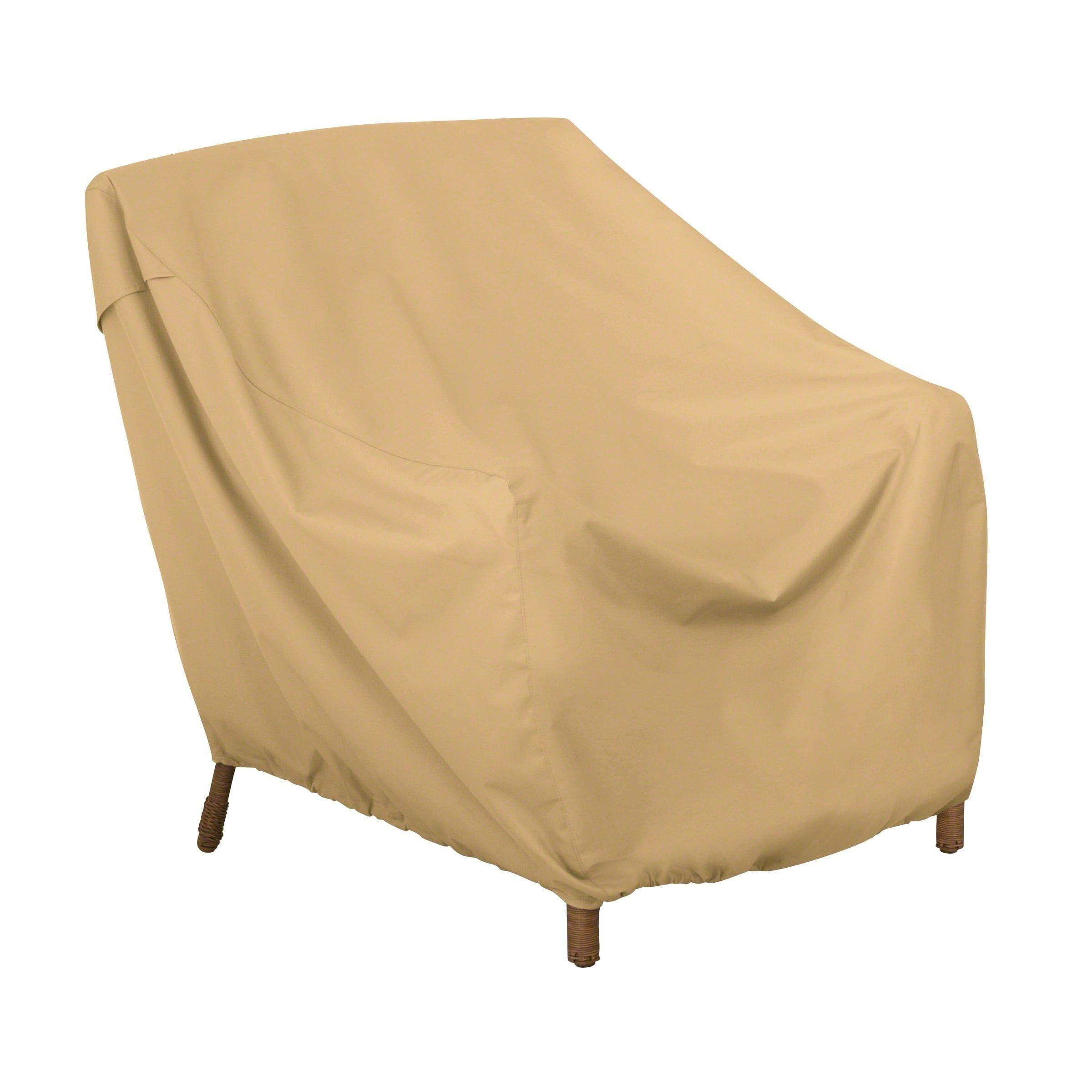 Classic Accessories Terrazzo Patio Lounge Chair Cover All