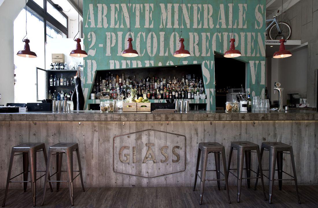 Arredamento in stile industriale stile industriale for Arredamento bar palermo
