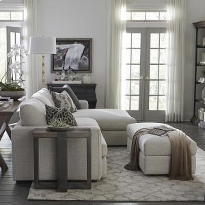 2611RCSECT In By Bassett Furniture In Stillwater, OK   Allure Right Chaise  Sectional