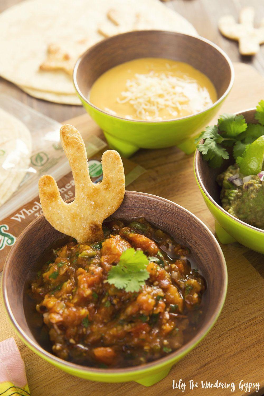 Organic Rustic Grilled Salsa & Hand-Cut Tortilla Chips | Salsa ...