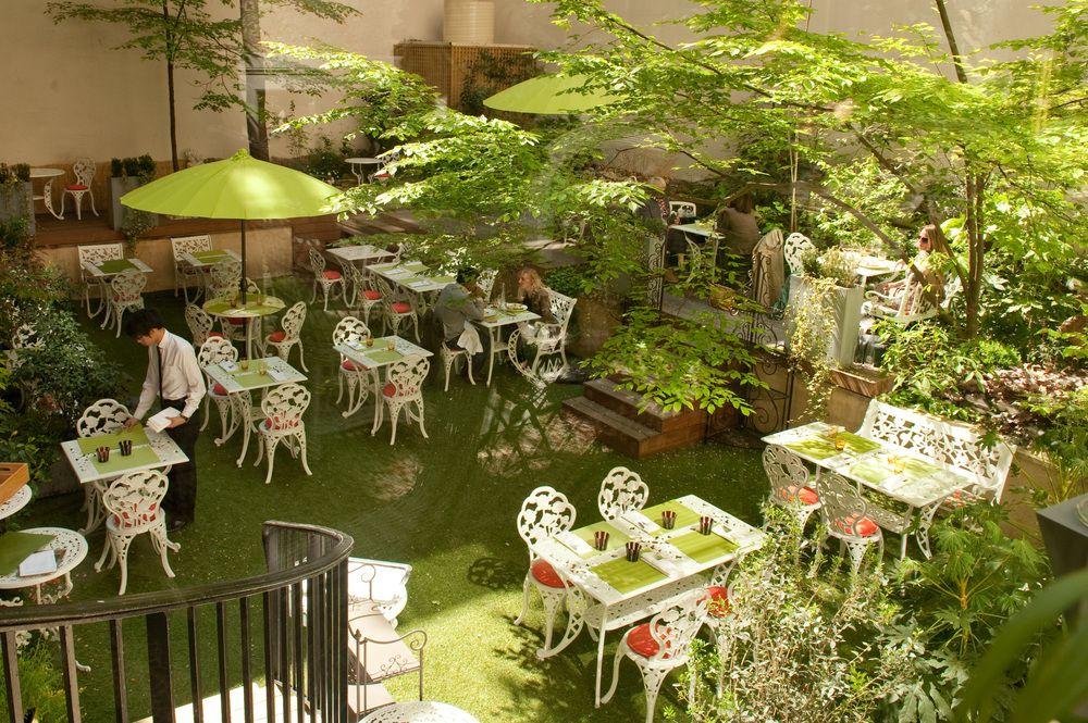 Restaurant Etoile Le Bo Jardin