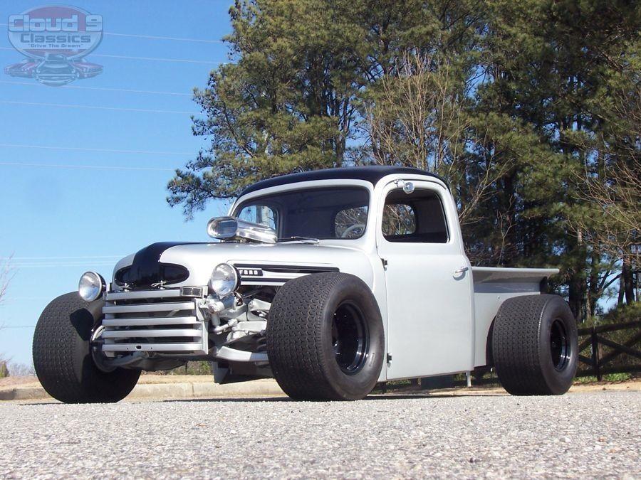 50s Hot Rod truck   50s Hot Rod Trucks http://cloud9classics.com ...