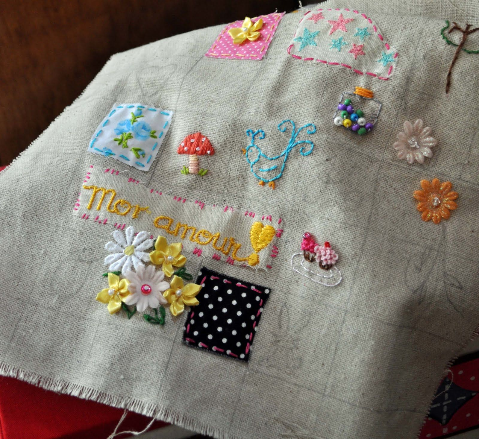 katydiddys: Embroidery Sampler