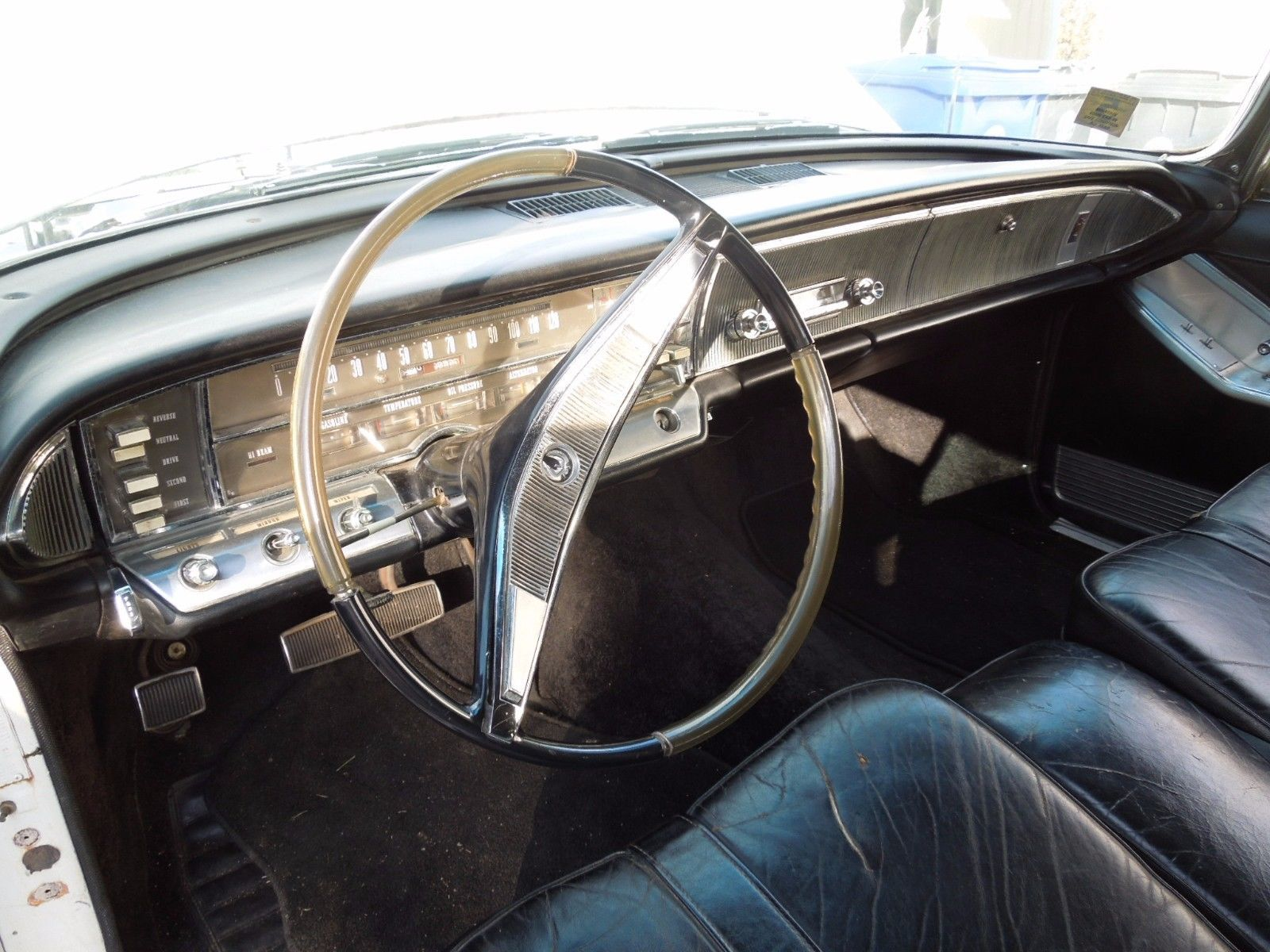 1964 Chrysler Imperial Convertible