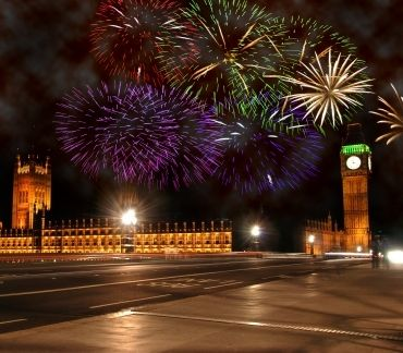 New Year S England Guy Fawkes Night New Year Celebration Bonfire Night