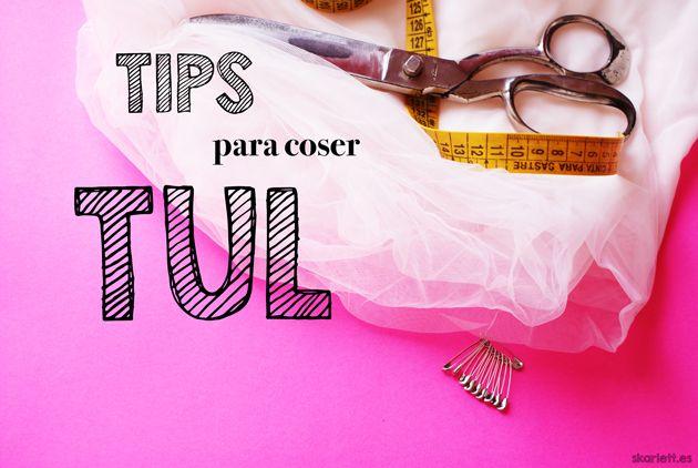 154be45d4 Tips para coser tul como un experto   maquinas y costuras   Cómo ...