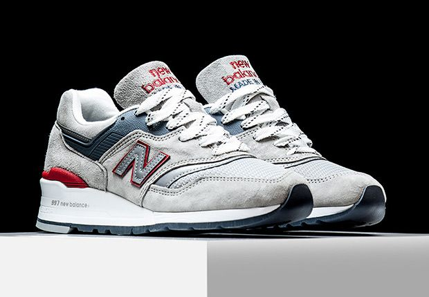 A Truly American Take On The New Balance 997 | Sneakers