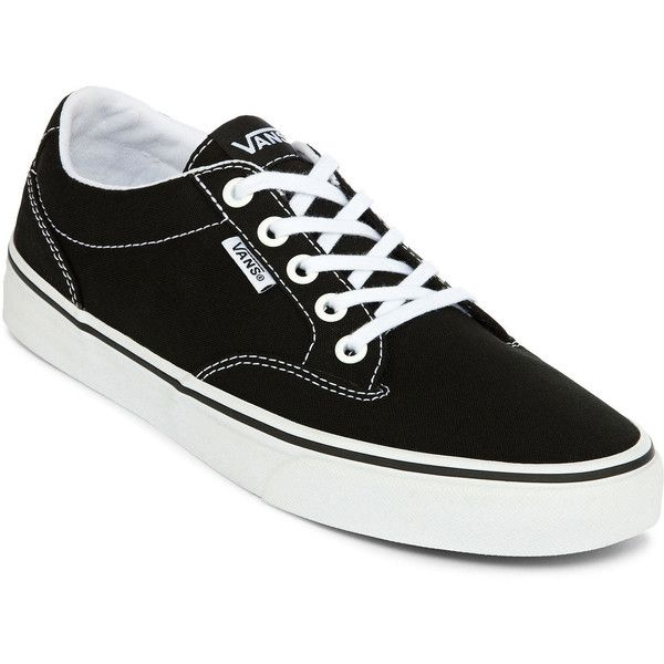 ccc5dbc9335550 Vans Winston Womens Skate Shoes (300 DKK) ❤ liked on Polyvore featuring  shoes