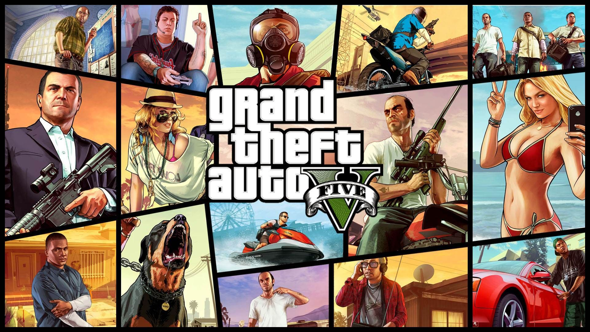 Collection Of Gta V Wallpaper On Hdwallpapers 1920 1080 Gta V