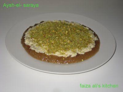 ... Faiza Aliu0027s Kitchen: Walima Cooking Club (November) Lebanese Cuisine   Aysh El ...