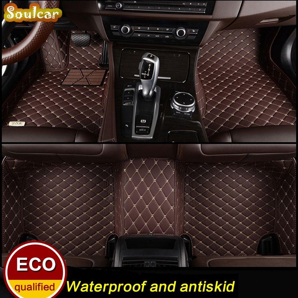 Custom Fit Car Floor Mats For Bmw X5 F15 E53 E70 X6 F16 E71 Z4 E85