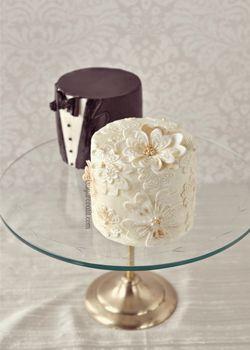 Marvelous Small Wedding Cakes   A Fun Wedding Cake Choice