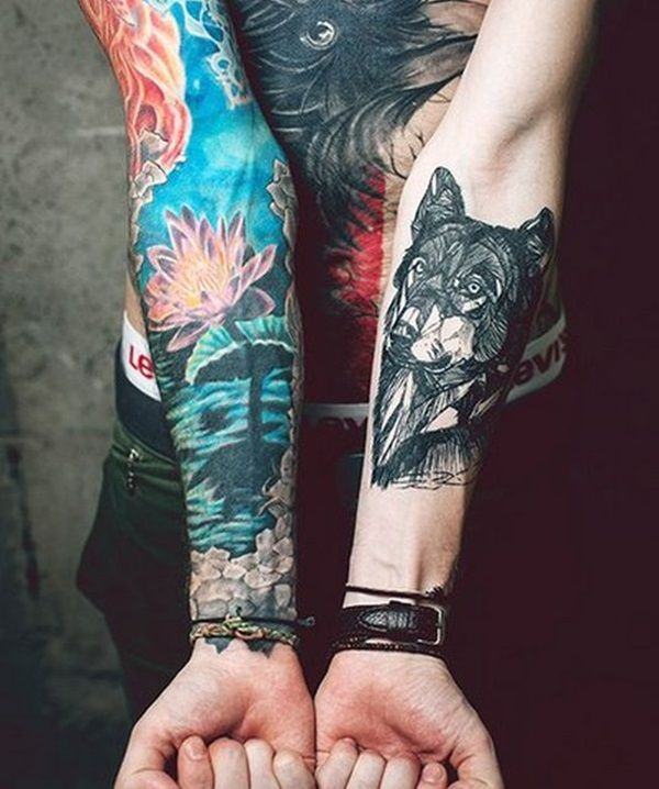 50 Cool Tattoo Ideas For Awesome Inspiration: 50 Latest Forearm Tattoo Designs For Men And Women