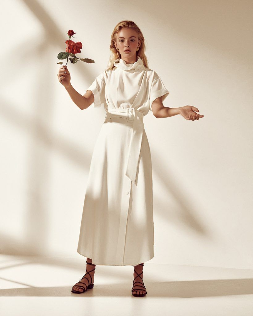 Carmen Rose Exclusively for Fashion Editorials with Imogen Harvey