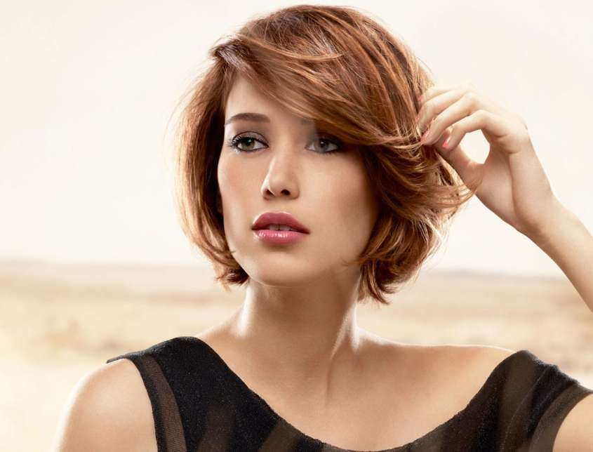 Tagli capelli per donne quarantenni