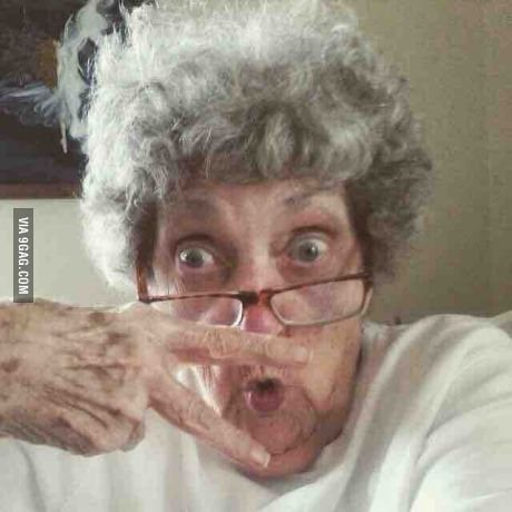 This 83 Years Old Lady Made Herself A Profile On Facebook Today This Is Her Profile Picture Funny Profile Funny Facebook Profile Pictures Funny Profile Pictures