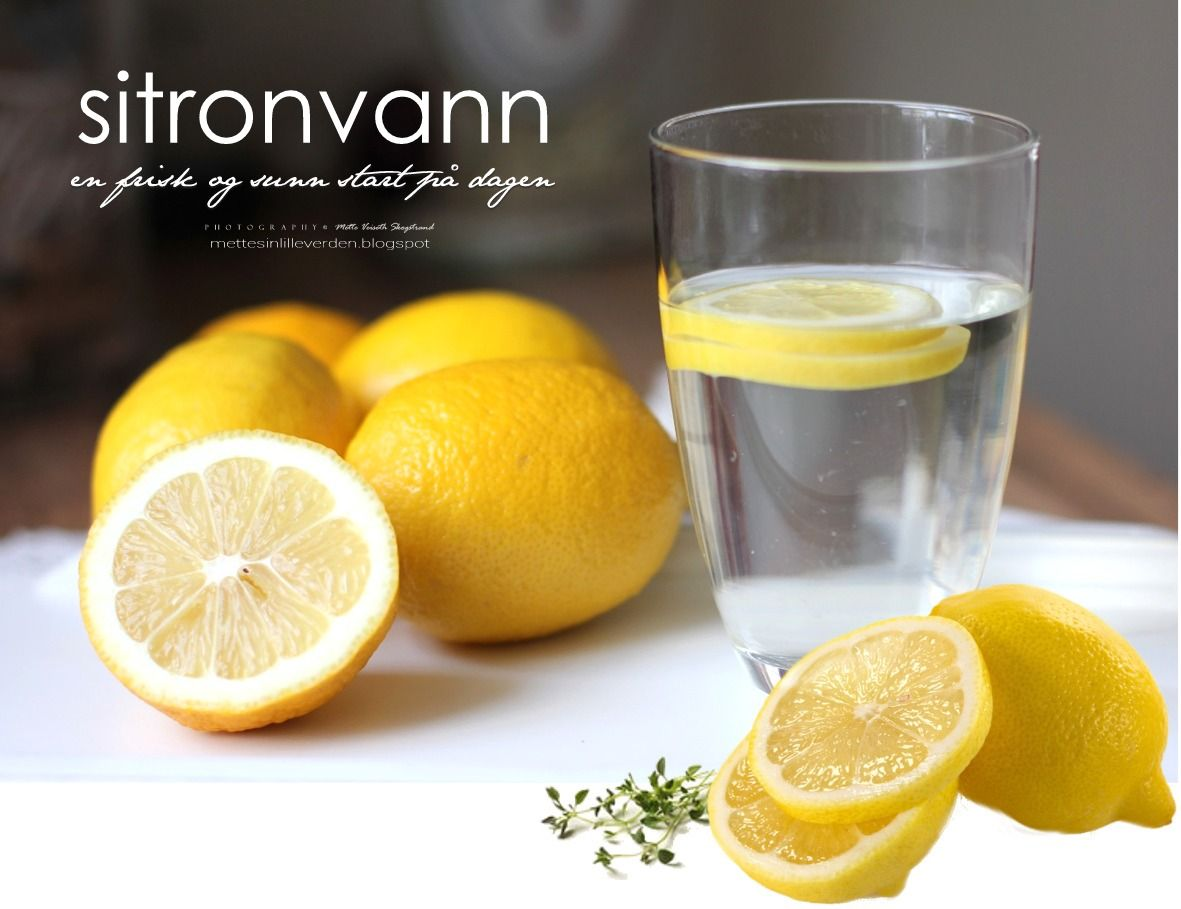 Stay healthy by drinking a glass of warm water with lemon each morning ... The water should be hot to get the best effect, and the hot lemon water is said to have the property that it speeds up digestion as it helps the liver to create more bile. The lemon helps to cleanse the liver and increases your metabolism, and it would be good to include heartburn, urinary tract infections, and alleviate inflammation in sore throat and tonsils.