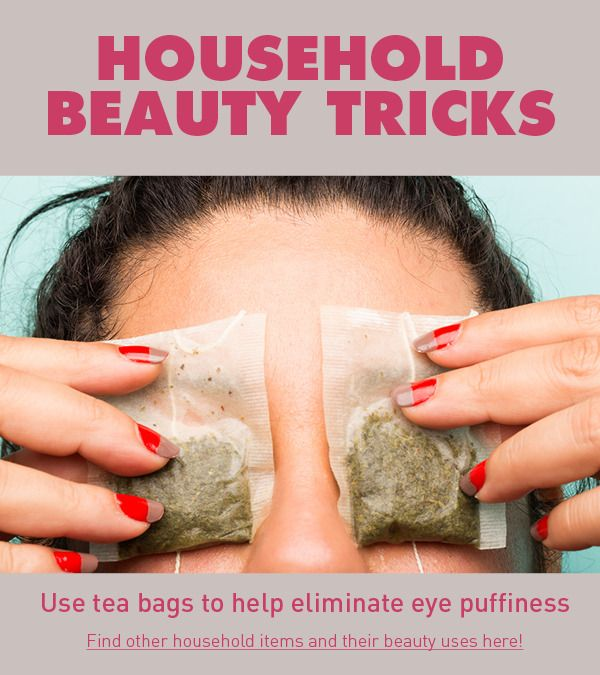 Compact-Disc Makeup Palettes and Other Household Beauty Secrets