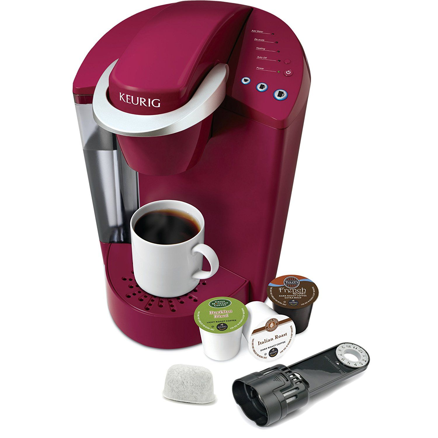 Keurig K45 Elite Brewing System Rhubarb Startling Review
