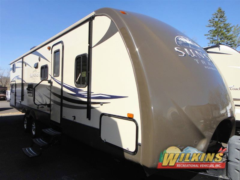 Used 2013 CrossRoads RV Sunset Trail ST29SS Travel Trailer at Wilkins RV   Churchville, NY   #29560