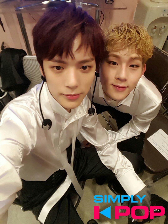 MONSTA X | Minhyuk & Jooheon