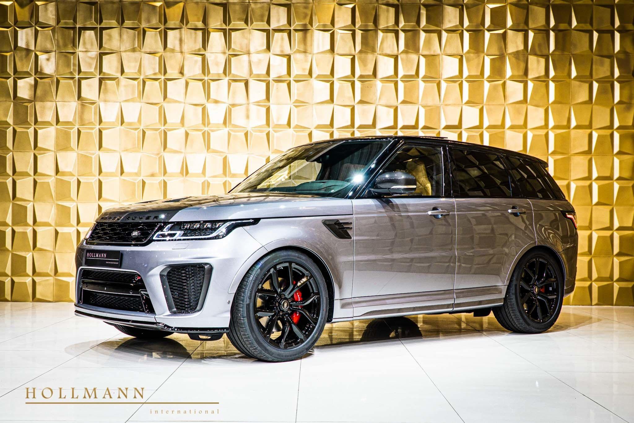 Land Rover Range Rover Sport 5 0 V8 Svr Luxury Pulse Cars Germany For Sale On Luxurypulse Range Rover Sport Range Rover Range Rover Sport V8